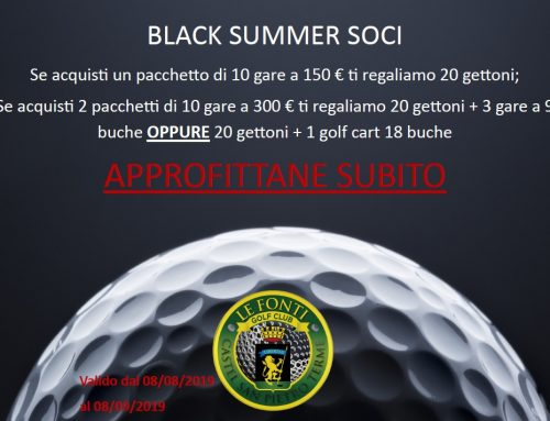 BLACK SUMMER SOCI